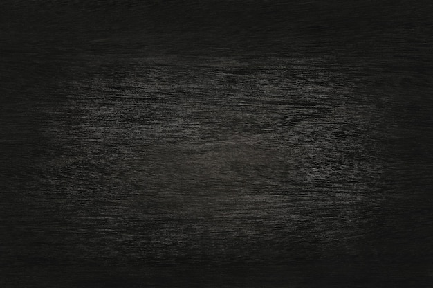 Tło ściany czarne drewniane deski, tekstura drewna kory stary naturalny wzór.