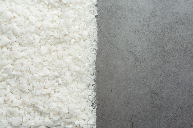 Tło soli morskiej