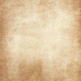 Tło stare, tekstura starego, beżowego papieru, retro, szorstki, miejsce na tekst