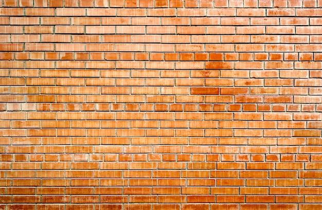 Tło stary tekstura ściana cegła vintage