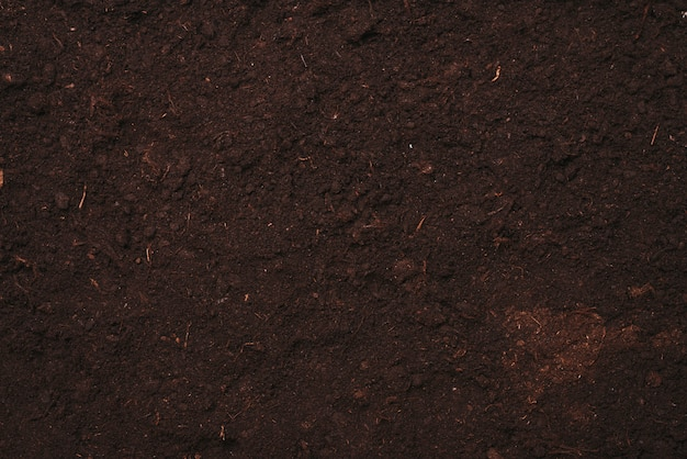 Tło tekstura gleby