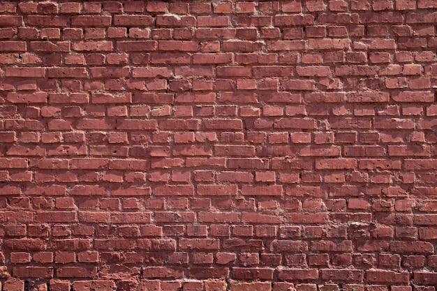 Tło tekstura ściany z cegły