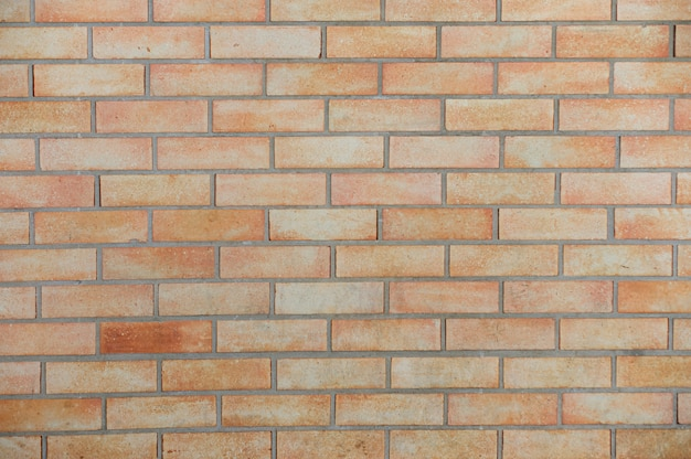 Tło tekstury brązu ceglana i kamienna ściana