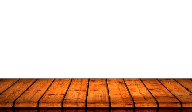 Tło tekstury drewna z białym tłem izolatu