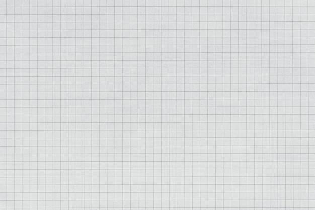 Tło tekstury papieru w kratkę