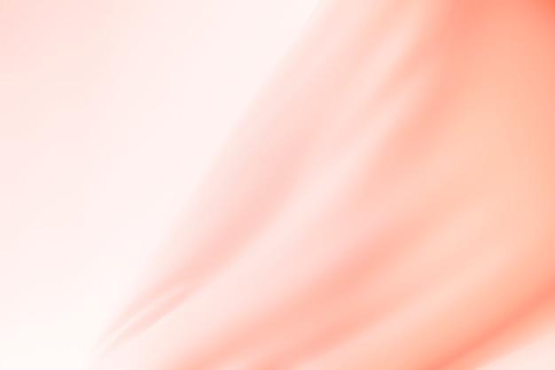 Tło tekstury tkaniny w kolorze koralowym na baner bloga
