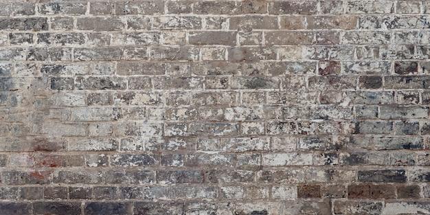 Tło tekstury wzoru ściany z czerwonej cegły