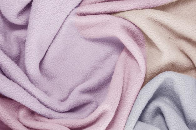 Tło tekstylne, obraz bez gradientów