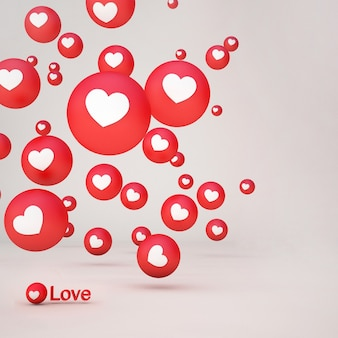 Tło valentine