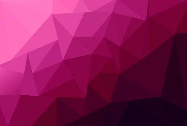 Tło wielokątne figury z kolorami gradientu