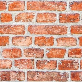 Tło wykonane z czerwonej cegły ściany.