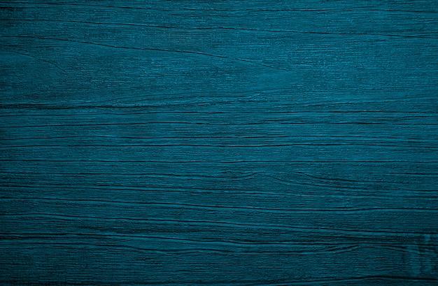 Tło z niebieską teksturą drewna