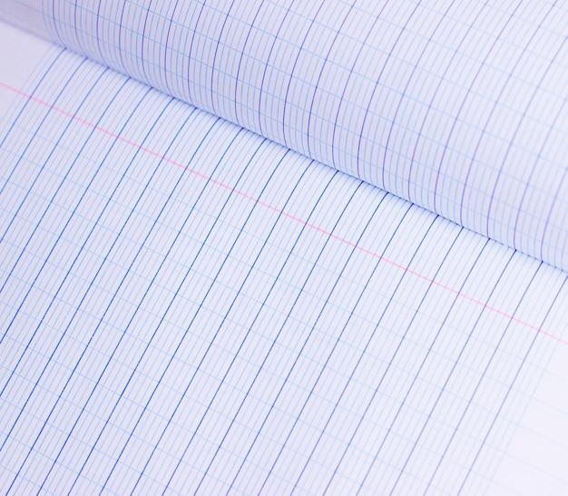 Tło z papieru milimetrowego