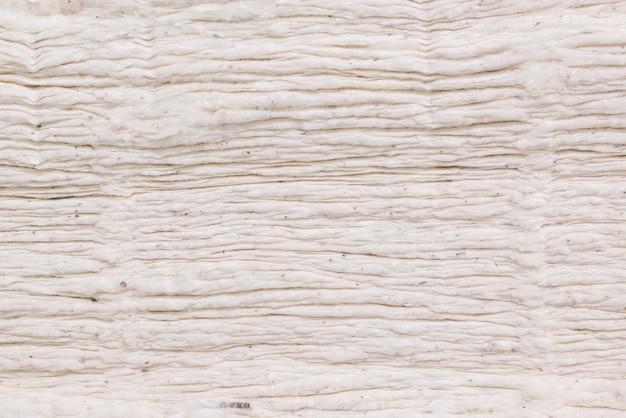 Tło z surowego włókna bawełnianego