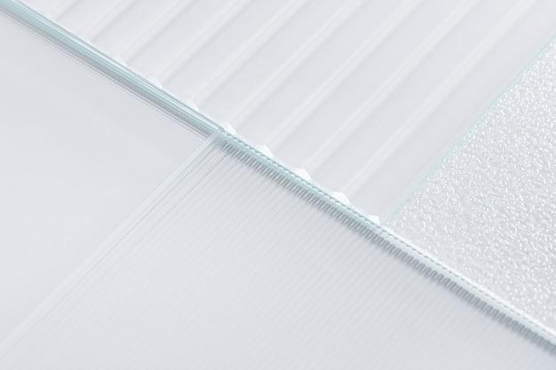 Tło z teksturą szkła wzór