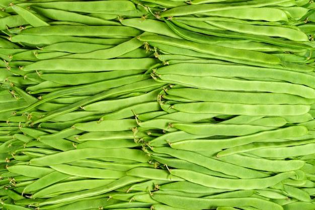 Tło z wielu zielonych ziaren