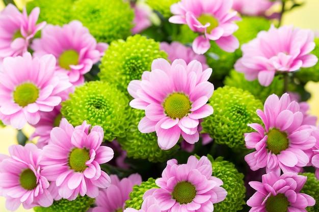 Tło z wiosennych kwiatów. streszczenie tło kwiaty. tło wielkanoc.