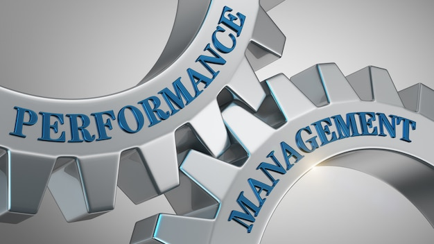 Tło zarządzania wydajnością