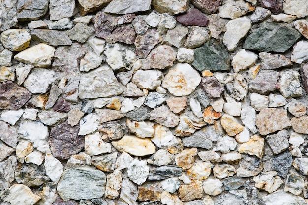 Tło zdjęcie tekstury ściany z kamienia
