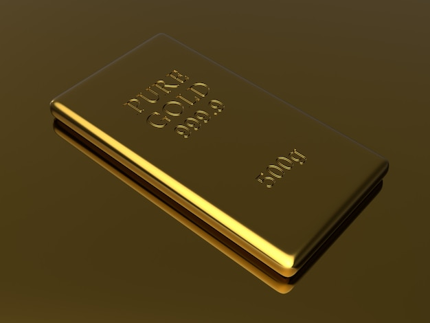 Tło złote paski
