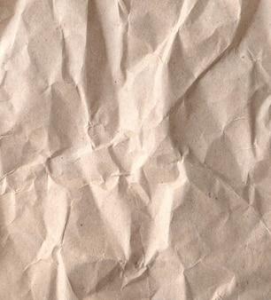 Tło zmięty papier