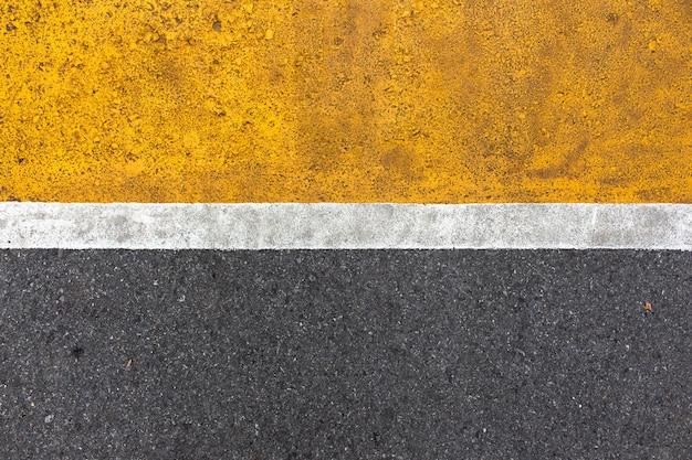 Tło żółci czarni paski