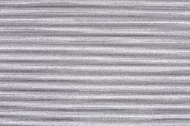 Tłoczony biały papier z wzorem równoległych linii. wysokiej jakości tekstura w ekstremalnie wysokiej rozdzielczości