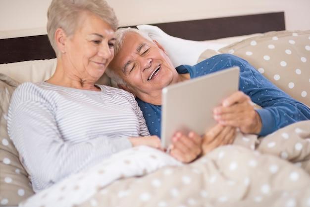 To nie jest tradycyjne małżeństwo seniorów
