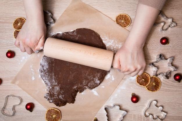 Toczące się ciasto