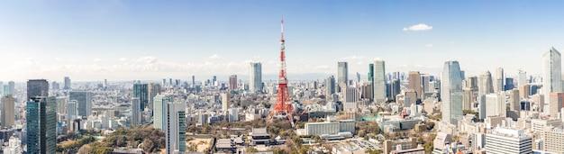 Tokyo tower, tokio japonia