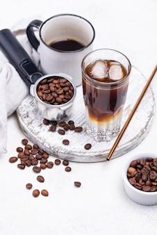 Tonik do espresso, modny napój kawowy