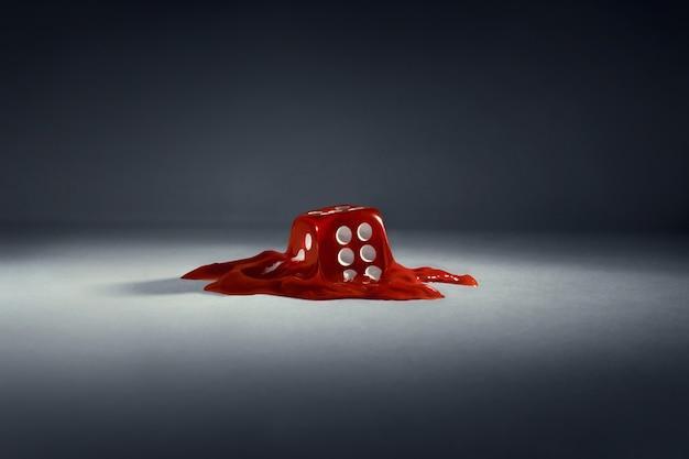 Topienie czerwonej matrycy
