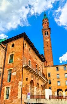 Torre bissara we włoszech vicenza