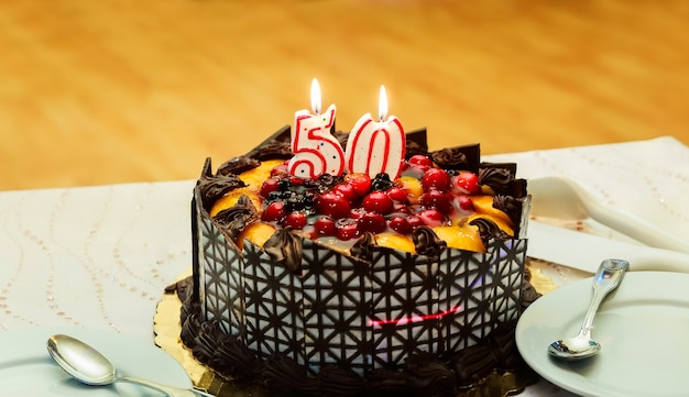 Tortowe obchody 50-lecia restauracji