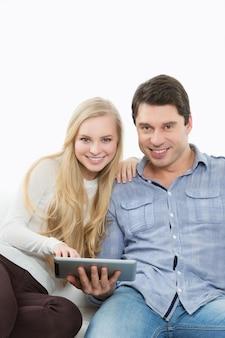 Touchpad gospodarstwa para. edukacja domowa.