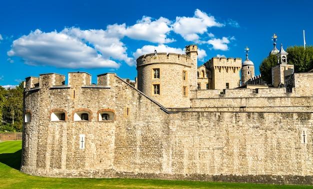 Tower of london światowe dziedzictwo unesco w anglii