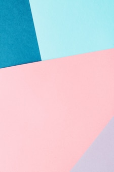 Tożsamość marki projekt graficzny i zestaw wizytówek koncepcja czysty papier teksturowane tło stacja...