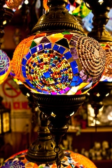 Tradycyjna arabska latarnia