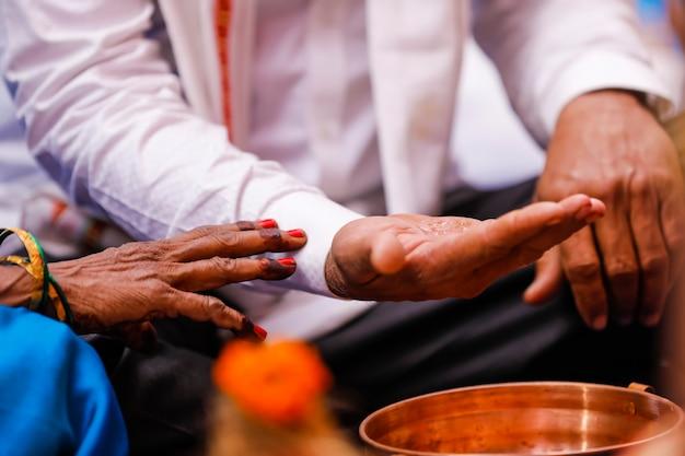 Tradycyjna indyjska ceremonia ślubna