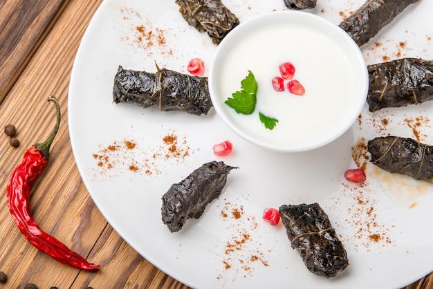 Tradycyjna kuchnia gruzińska, dolma