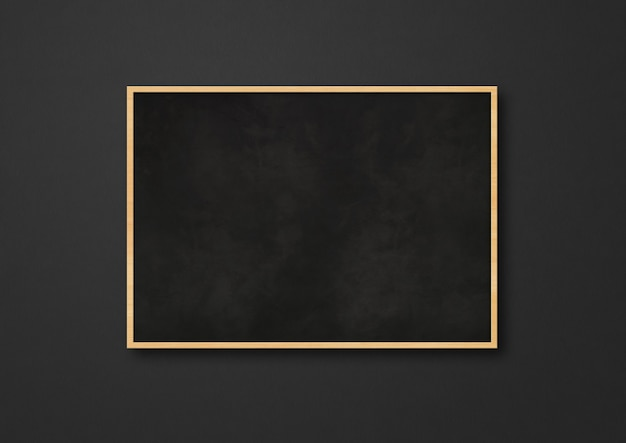 Tradycyjna tablica na białym tle na czarnym tle.