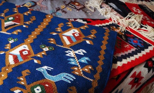 Tradycyjne bułgarskie dywany