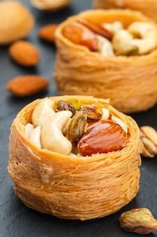 Tradycyjne słodycze bliskiego wschodu