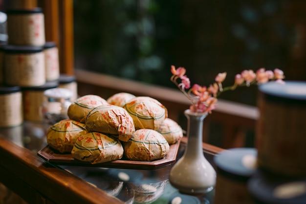 Tradycyjne tajwańskie jedzenie