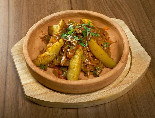 Tradycyjne tatarskie jedzenie azu