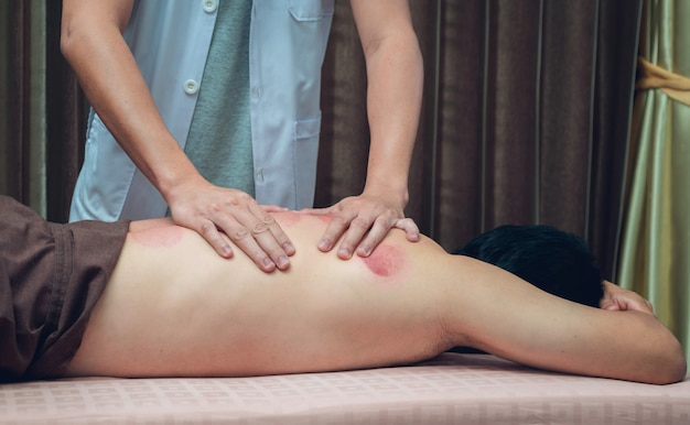 Tradycyjny chiński masaż