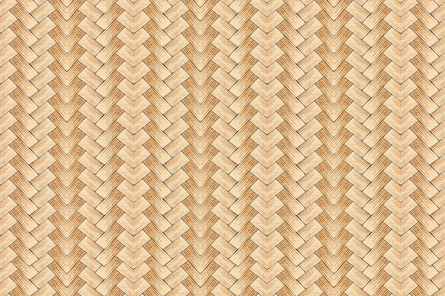 Tradycyjny japoński wzór splotu bambusowego, remiks dzieła autorstwa watanabe seitei