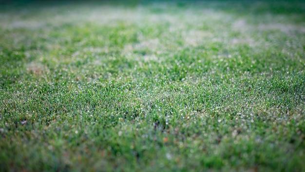 Trawy i trawy rozmyte, styl zmiany nachylenia