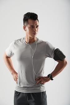 Trener fitness