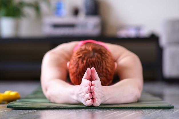 Trening fitness online w domu